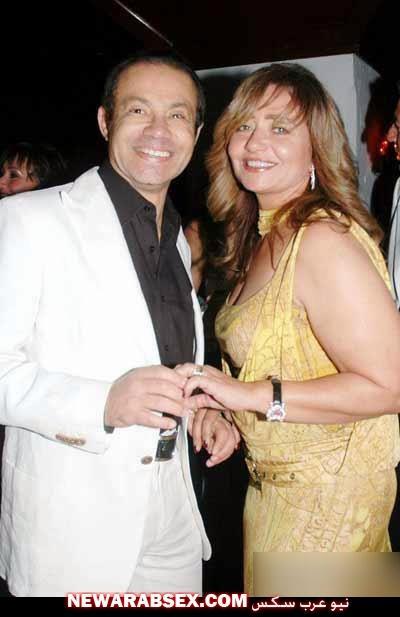 صور اغراء ساخنة مثيرة للفنانة ليلى علوي مع زوجها