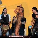 صور رقص مايا دياب بفستان مثير